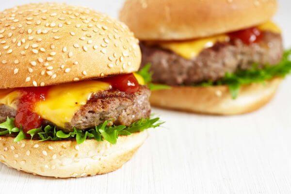 Single Cheese Burger