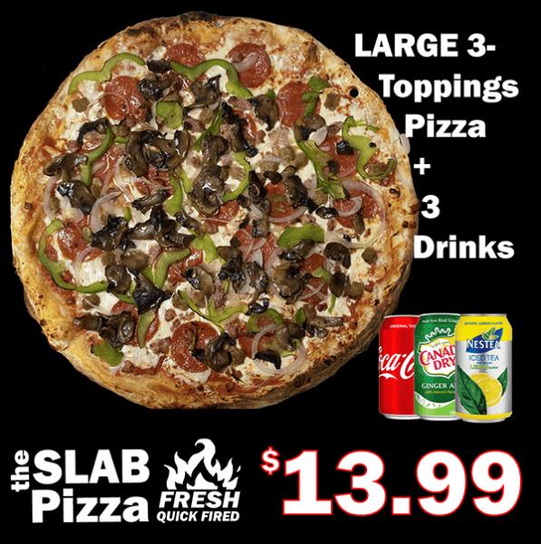 The Slab Pizza Best Pizza Franchise